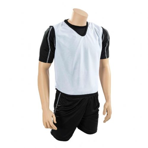 Mesh Training Bib (Youth, Adult) - White